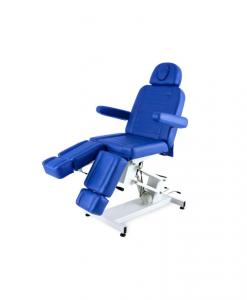 Καρέκλα αισθητικής με υδραυλική ανάκλιση πλάτης και ποδιών