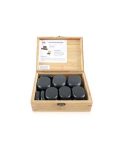 Hot Stone σε κουτί από μπαμπού