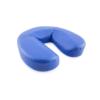 Μαξιλάρι προσκεφάλου σε σχήμα πέταλο, ανθεκτικό, σε μπλε χρώμα