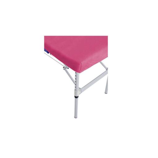 Κάλυμμα με λάστιχο ροζ διαστάσεων 186Χ66