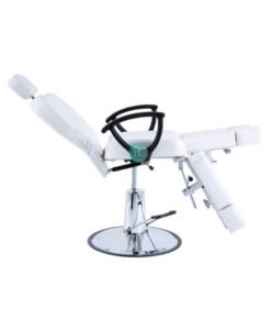 Επαγγελματική καρέκλα αισθητικής περιστρεφόμενη με υδραυλική ανύψωση