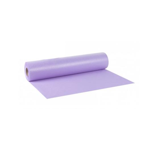 Χαρτί κάλυμμα μιας χρήσης χρωματιστό σε μωβ χρώμα
