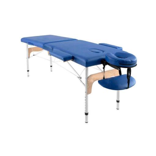 φορητό κρεβάτι μασάζ αισθητικής φυσικοθεραπείας με θήκη μεταφοράς