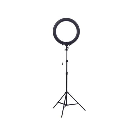Λάμπα δαπέδου - Ring Lamp Ring Light 18''
