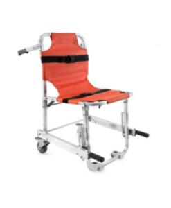 Καρέκλα πρώτων βοηθειών πτυσσόμενη τροχήλατη