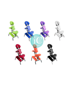 Φορητή καρέκλα κρεβάτι φυσικοθεραπείας μπλε