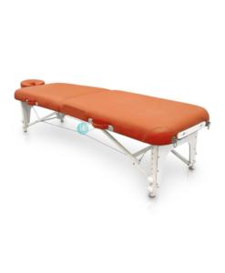 πτυσσόμενο ξύλινο κρεβάτι shiatsu