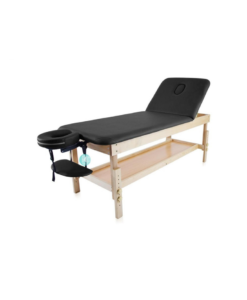 Ξύλινο σταθερό κρεβάτι μασάζ,για φυσικοθεραπεία,μασάζ