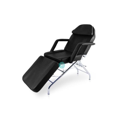 καρέκλα κρεβάτι αισθητικής με αποσπώμενους πλευρικούς βραχίονες