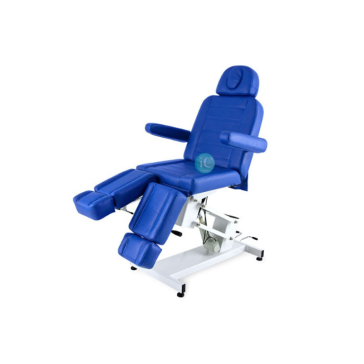καρέκλα κρεβάτι μασάζ ηλεκτρικό με ανάκλιση πλάτης και ποδιών
