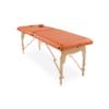 Ξύλινο φορητό κρεβάτι βαλίτσα για μασάζ,φυσιοθερπεία