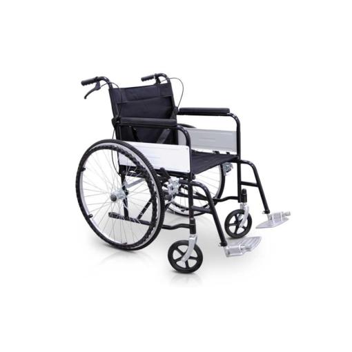 Πτυσσόμενο αναπηρικό αμαξίδιο για ατομική και επαγγελματική χρήση