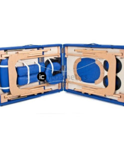 Ξύλινο φορητό κρεβάτι μασάζ για εγκύους