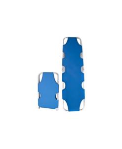 Αναδιπλούμενο φορείο μεταφοράς ασθενών με σκελετό από αλουμίνιο